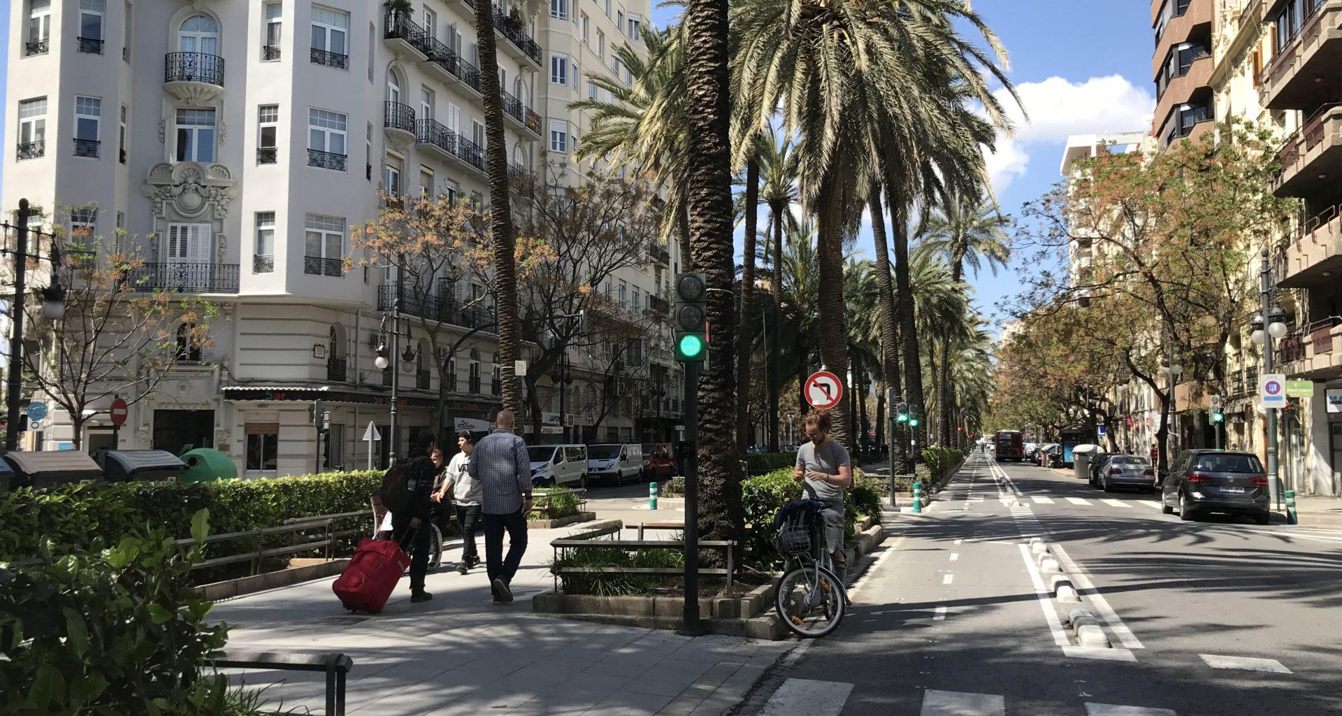 Politique vélo en Espagne : Valencia a des leçons à donner !