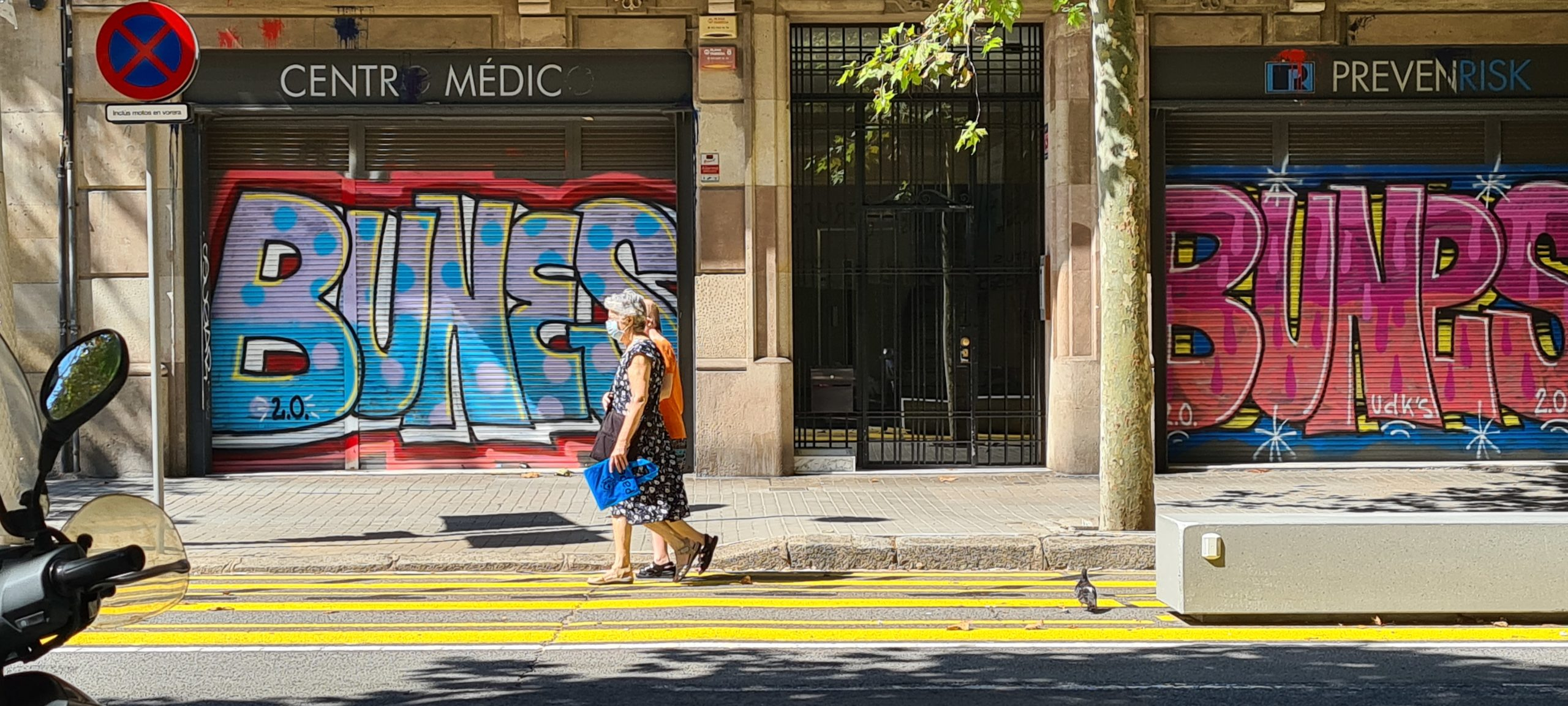 Le Covid, accélérateur de mobilités douces à Barcelone ?