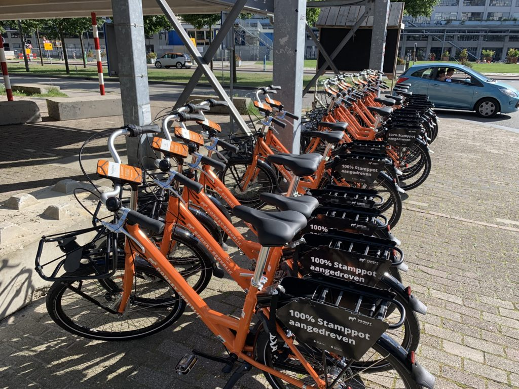 [Techniques de l'Ingénieur] – Nouvelles mobilités, les villes européennes se réinventent