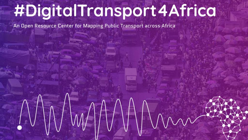 [AFD, Paris] – Digital Transport 4 Africa