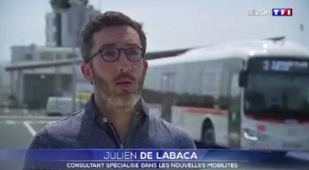 [JT 20h de TF1] – L'évolution des cars librement organisés