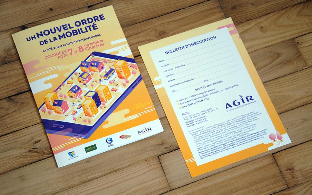 [AGIR, Chartres] – Journées Agir Transports